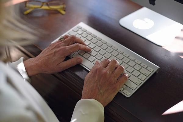 Data Entry Keyboard